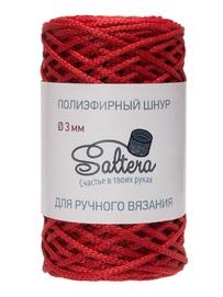 шнур Saltera красный (03) 100 метров